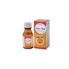 Cod Liver Oil with Multiplevitamin Syrup Seas Plus 魚肝油&複方維生素糖漿 200ml